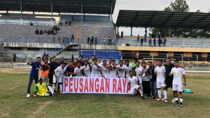 Jadi Penguasa Grup F Liga 3 PSSI Aceh, Ini Komentar Presiden Galacticos