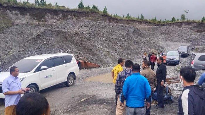 Galian C Marak di Bener Meriah, DPMPTSP Aceh Cek Titik Koordinat Izin yang Diberikan