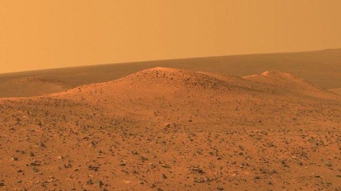 Ada yang Ingin Tinggal di Planet Mars, Ilmuwan Sudah Temukan Lokasi Permukiman Paling Pas