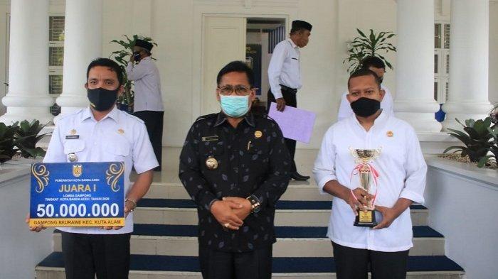 Beurawe Juara Lomba Gampong Tingkat Kota Banda Aceh Tahun 2020
