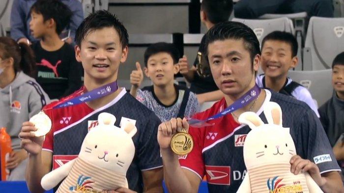 Hasil Lengkap Korea Open 2018, Jepang Juara Umum dan Indonesia Tanpa Gelar