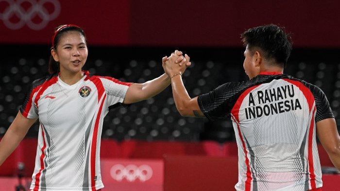 Live Streaming TVRI & Indosiar Bulutangkis – Laga Panas Greysia/Apriyani vs China Pukul 15.00 WIB