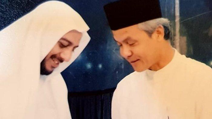 Ganjar Pranowo Kenang Syekh Ali Jaber Sebagai Ulama yang Memperkuat Kehidupan Beragama dan Bernegara