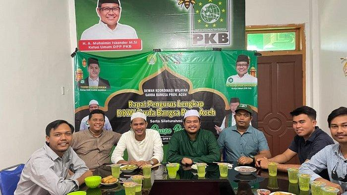 Garda Bangsa PKB Aceh Terdepan Dukung Muhaimin Iskandar Menjadi Presiden RI 2024
