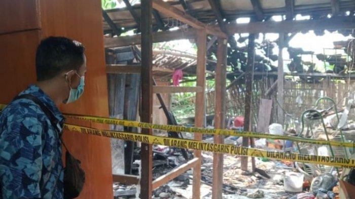 Petasan Meledak Saat Shalat Tarawih, 1 Orang Tewas dan Seorang Luka Bakar