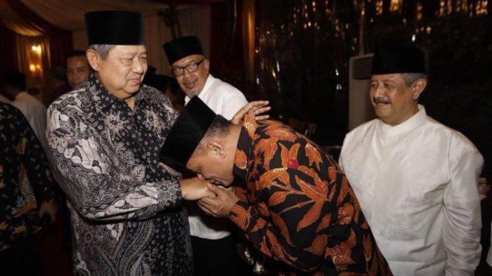 Gatot Nurmantyo Tolak Diajak Gulingkan AHY dari Ketua Umum Demokrat, Teringat Jasa SBY