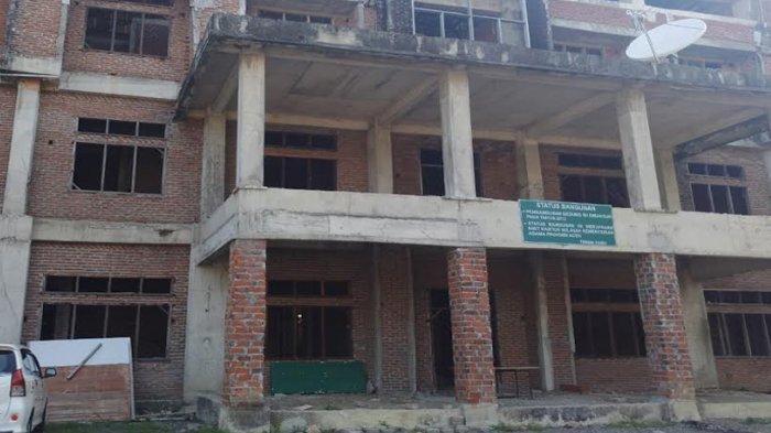 Pembangunan Gedung Asrama Haji Mangkrak, Keberangkatan Jamaah Haji di Aceh Bakal Terganggu