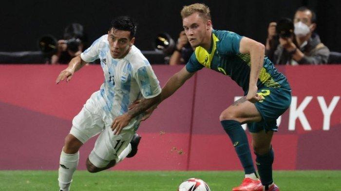 Australia Kalahkan Argentina di Olimpiade Tokyo 2020, Kartu Merah Jadi Petaka
