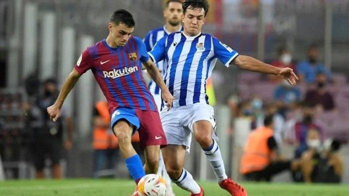 Gelandang Barcelona Pedro Gonzale Setujui Perpanjang Kontrak Lima Tahun