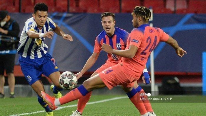 Live Streaming Chelsea Vs FC Porto di Liga Champions, Sergio Conceicao Yakin Bisa Balikkan Keadaan
