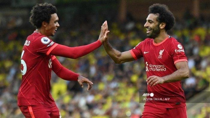 Prediksi Liverpool vs AC Milan di Liga Champions, Rekor Olivier Giroud dan Momentum Mohamed Salah