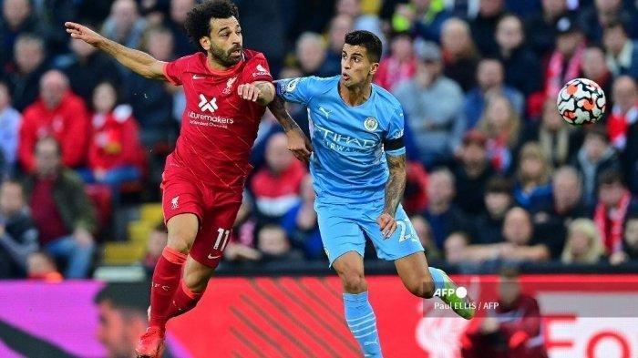 7 Fakta Hasil Imbang Liverpool vs Manchester City: Rekor Mohamed Salah, Mane hingga Foden,