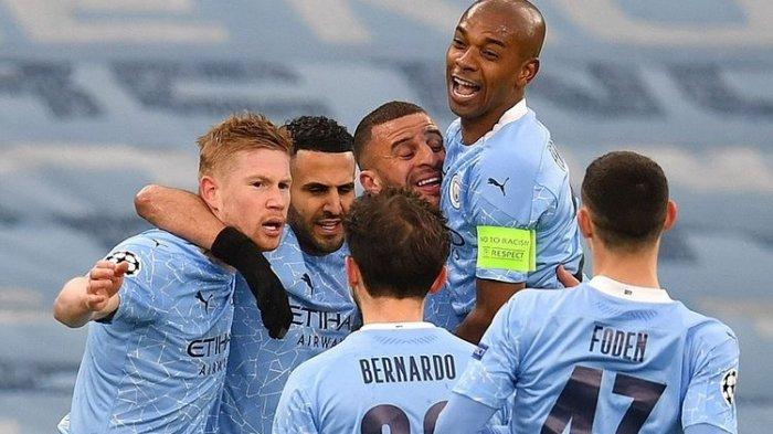 Hasil Liga Champions: Manchester City Tumbangkan PSG, Sejarah The Citizens Lolos ke Final