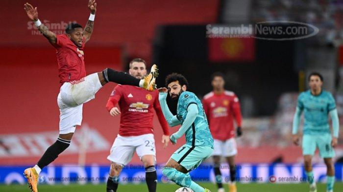 Hasil Liga Inggris - Liverpool Kembali Takluk di Tangan Fulham dengan Skor 0-1