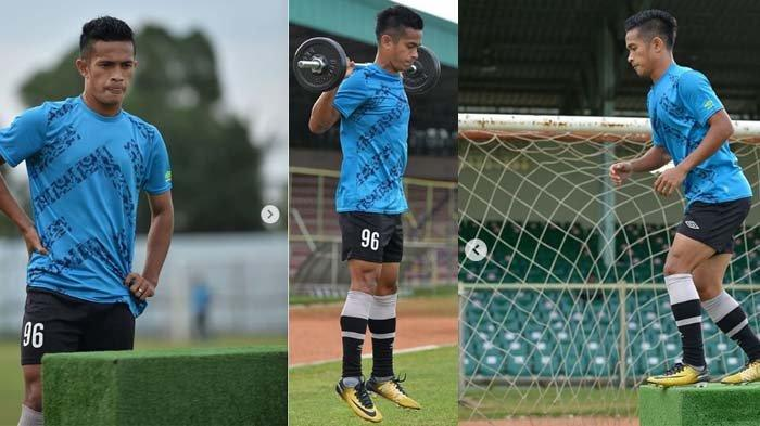 Nazarul Fahmi, Alumni Akademi Arsenal Pulang Kampung