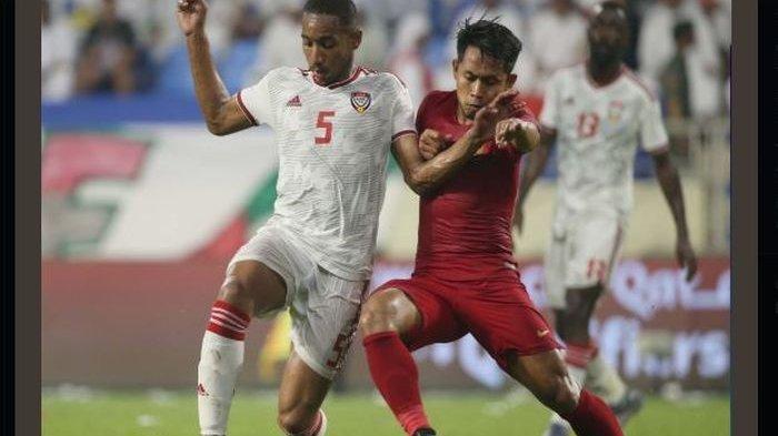 Timnas Indonesia Makin Terpuruk di Dasar Klasemen Sementara Grup G Kualifikasi Piala Dunia 2022