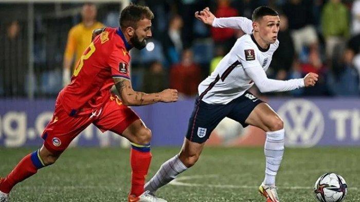 Pelatih Timnas Inggris Southgate Senang dengan Penampilan Luar Biasa Phil Foden