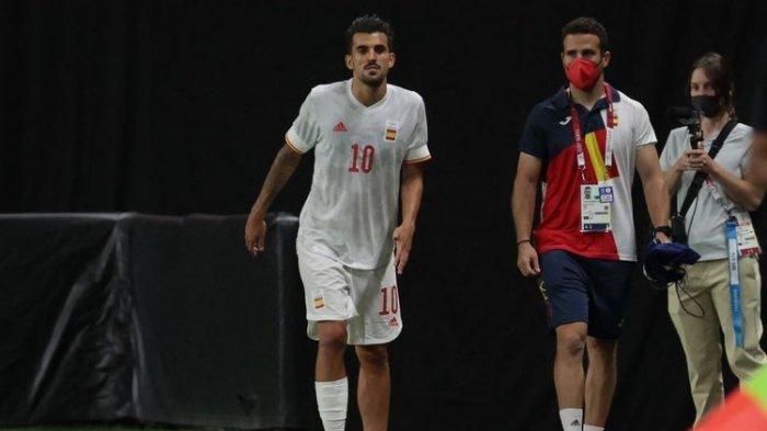 Mesir Tahan Imbang Spanyol di Olimpiade Tokyo 2020, Ceballos dan Mingueza Cedera
