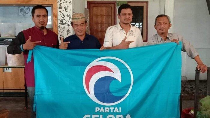 Partai Gelora Indonesia Sah Berbadan Hukum, Begini Reaksi Pengurus di Aceh