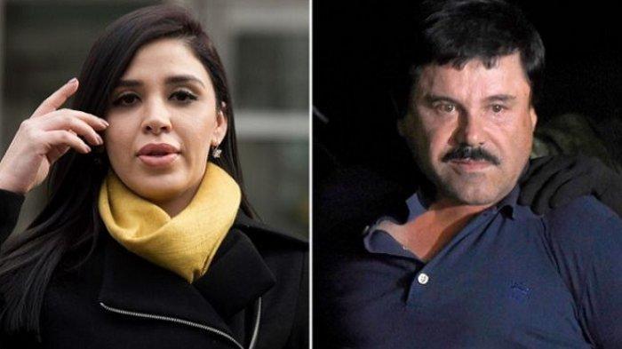 Istri Gembong Narkoba 'El Chapo' Ditangkap, Bantu Suami Sebagai Pemain Kunci Kartel Triliunan Rupiah