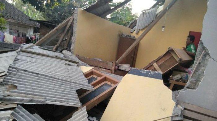 Korban Gempa Desa Bug Bug Lombok Berdemo, Protes Belum Dibangun Rumah