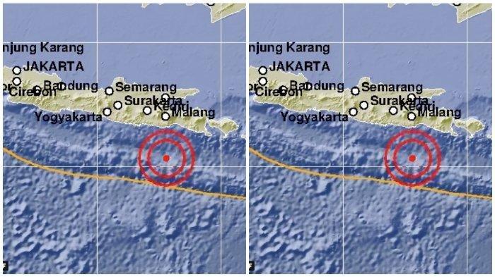 Gempa Berkekuatan 5,6 SR Guncang Malang, Ada Belasan Gempa Susulan Berikutnya