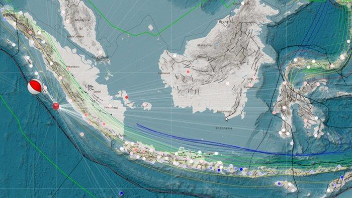 Gempa Besar Berpotensi Terulang di Mentawai Sumatera Barat, Ini Kata Peneliti Gempa dan BNPB
