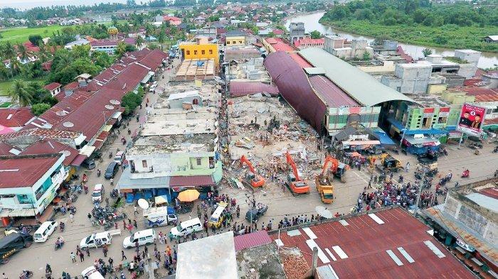 400 Rumah Korban Gempa belum Rampung