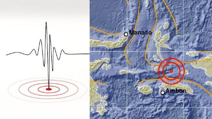 Gempa Bermagnitudo 5,0 SR Guncang Halmahera Selatan, BMKG: Tidak Berpotensi Tsunami