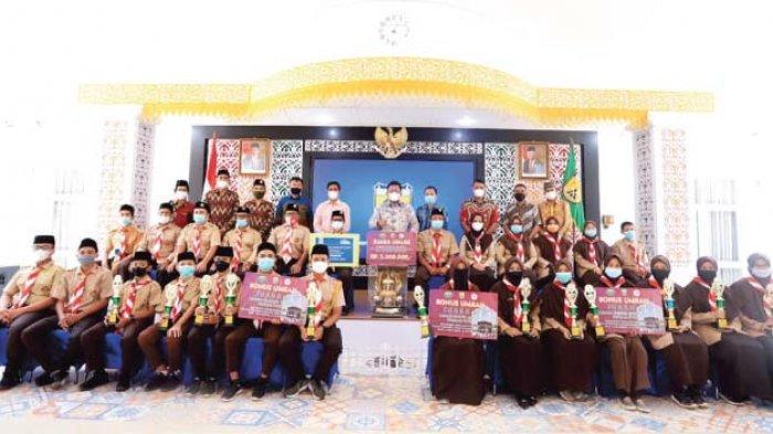 Banda Aceh Juara Umum MTQ Tunas Ramadhan