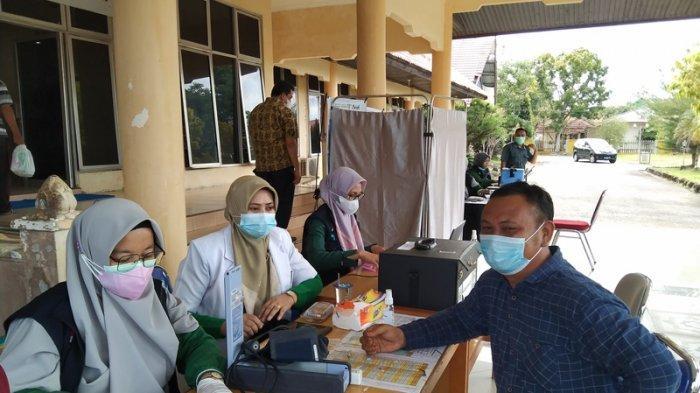 Pemkab Aceh Singkil Buka Gerai Vaksin di Kantor Bupati