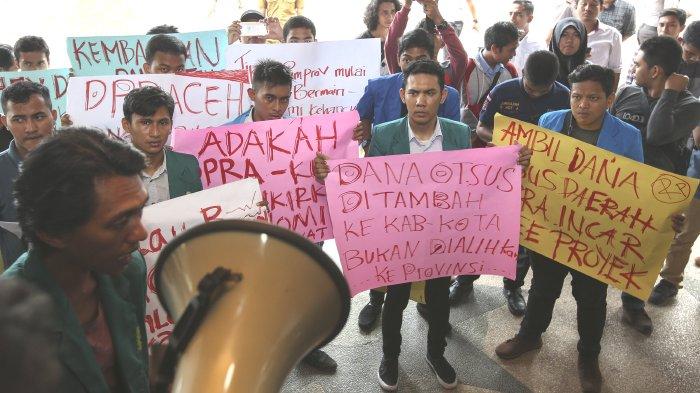 Dana Otsus dan Investasi SDM Aceh