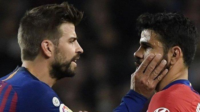 Gerard Pique Divonis Cedera Lutut, Absen dalam Laga Osasuna Vs Barcelona Nanti Malam