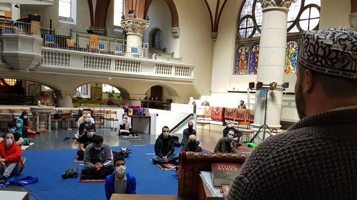 Muliakan Ramadan pada Masa Covid-19, Gereja di Jerman Fasilitasi Salat Jumat Pada Bulan Ramadan