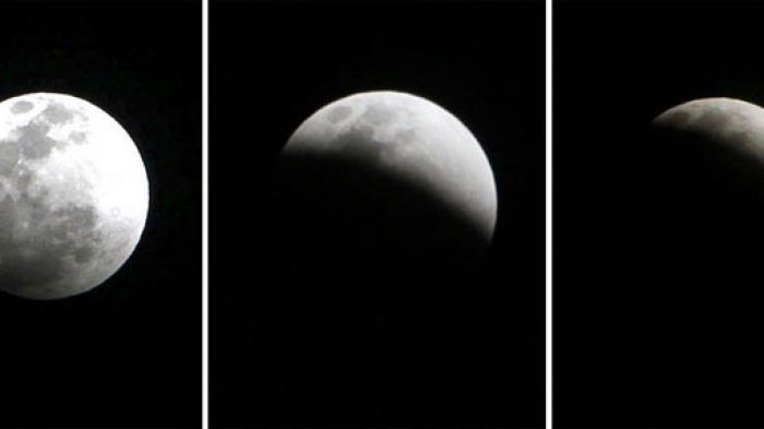 Lihat, Bulan Sudah Terbelah