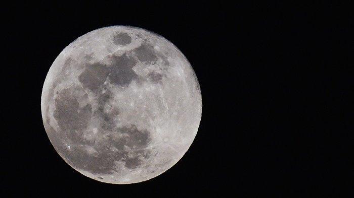 Temuan Terbaru, NASA Deteksi Air di Bulan, Berikut Jawaban Atas 5 Pertanyaan Soal Air di Bulan