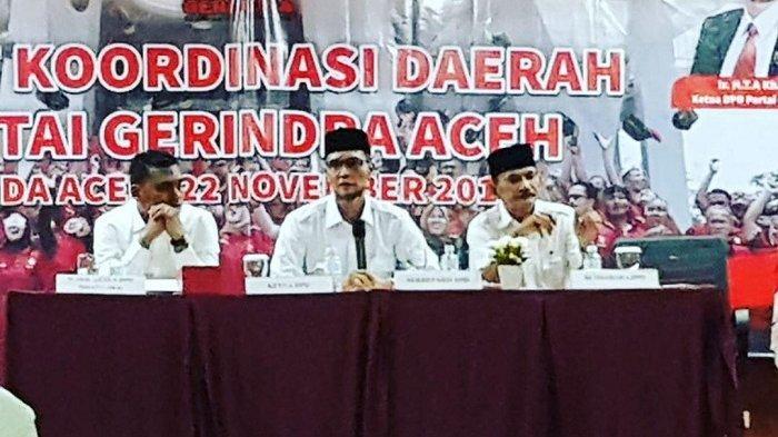 Gerindra Keluarkan Rekomendasi Agar Pelaksanaan Pilkada Aceh Tetap Tahun 2022, Ini Alasannya