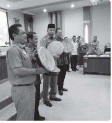 Pencanangan GERMAS di Aceh