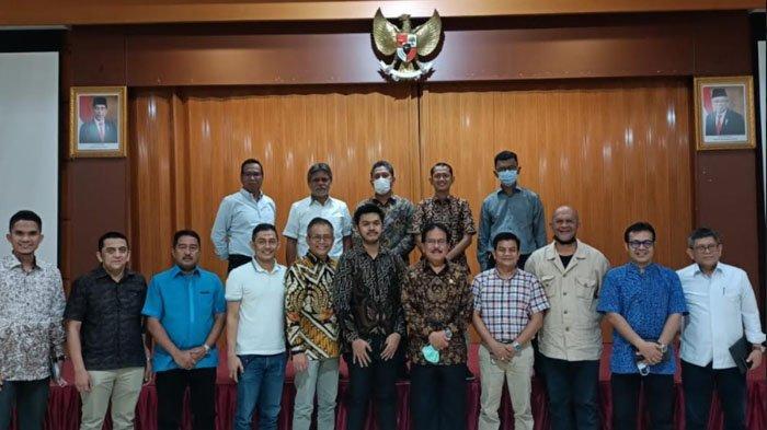 Akademisi, Aktivis dan Pebisnis Aceh Temui Sofyan Djalil Minta Pusat Dukung Iklim Usaha di Aceh