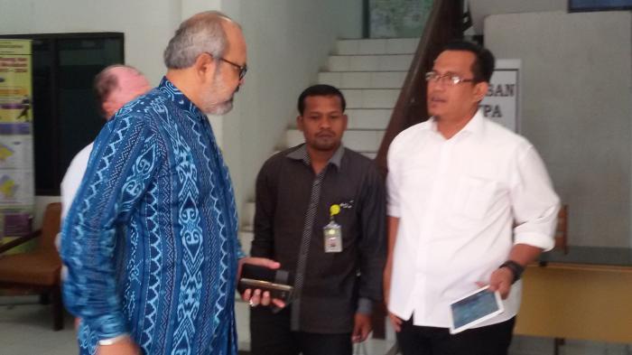 Anggota DPD Apresiasi Bappeda Aceh Barat