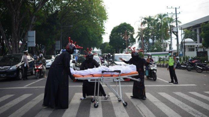 Covid-19 di Indonesia Capai 1.856.038 Kasus, Penambahan Kasus Baru Terbanyak di Jakarta