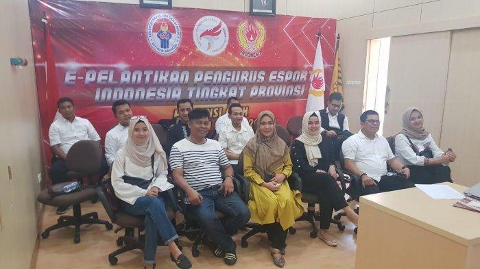 Besok Sabtu, Pengprov ESI Aceh Dilantik, Ketua Brigjen TNI Muhammad Abduh, Ini Susunan Pengurus
