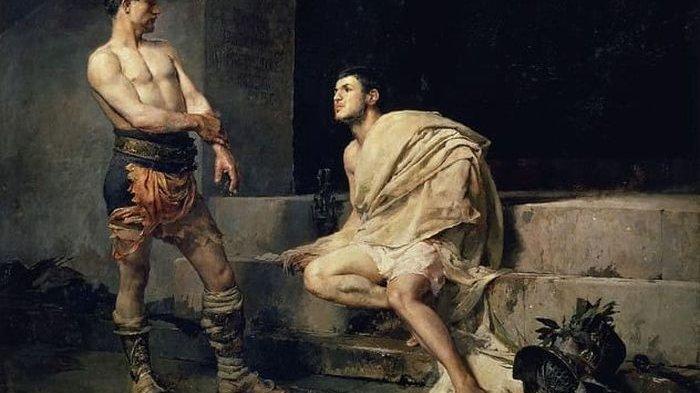 Fakta Seputar Kematian Gladiator, Salah Satunya Darahnya Bisa Diminum