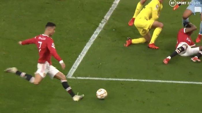 Keabsahan Gol Ronaldo ke Gawang Villarreal Diperdebatkan, Pepe Reina: Sudah Jelas Itu Offside!