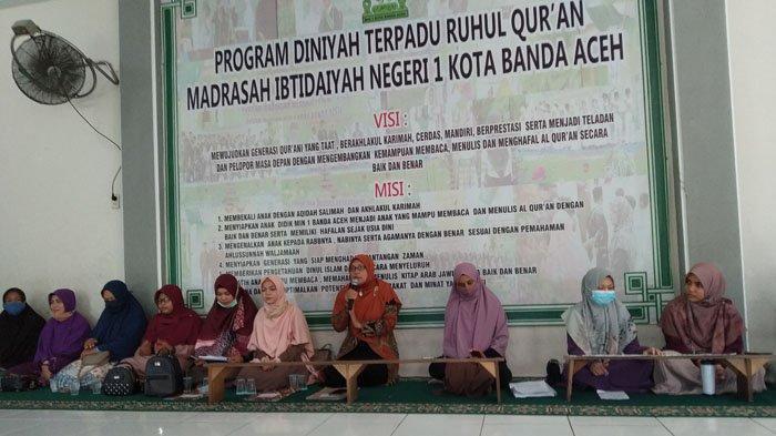 Min 1 Banda Aceh Min Unggul Siapkan 15 Golden Ticket Untuk Murid Tk Berprestasi Masuk Bebas Tes Serambi Indonesia