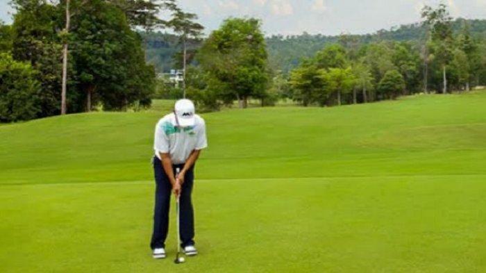 PGI Pidie Kirim 6 Golfer ke Kejurda Golf Tahun 2021 di Lhokseumawe