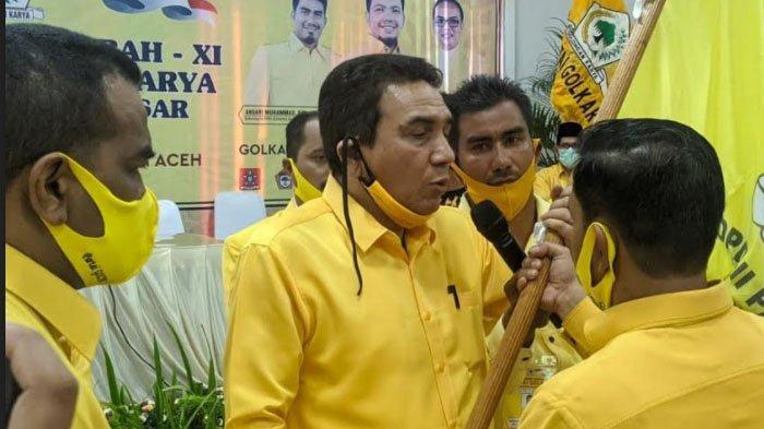Pengurus Golkar Se-Aceh Usul TM Nurlif sebagai Calon Gubernur Aceh