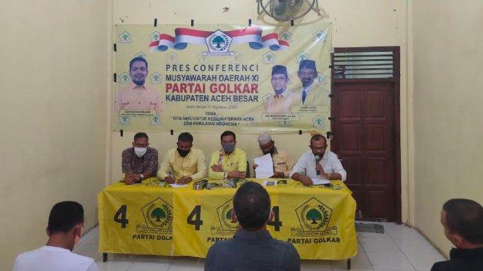 Golkar Aceh Besar Buka Penjaringan Calon Ketua