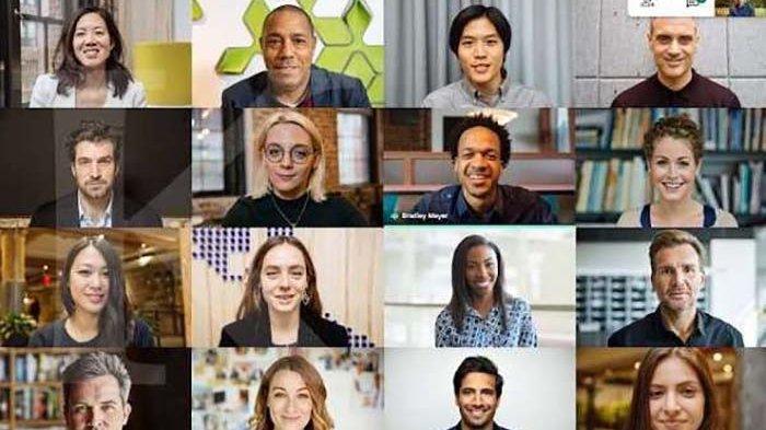 Cara Ganti Background di Google Meet Web, Selamat Mencoba