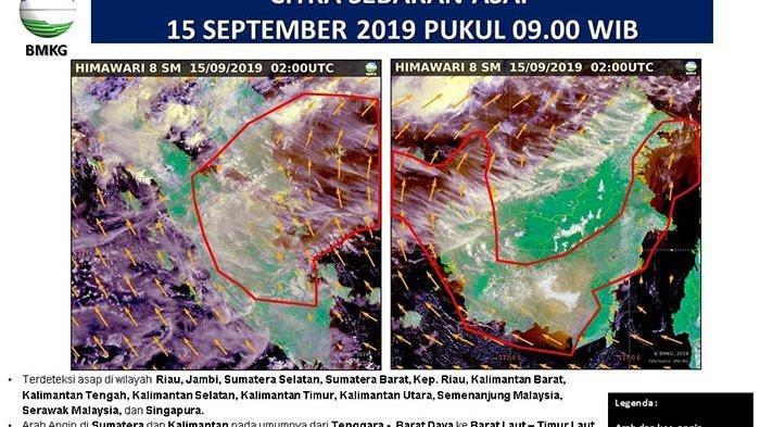Langit Banda Aceh Seperti Berkabut Benarkah Terpapar Asap Dari Riau Ini Penjelasan Bmkg Serambi Indonesia